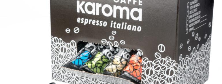 A modo mio Compatibile caffè Karoma da 100 pz