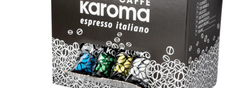 Nespresso Compatibile caffè Karoma da 100 pz